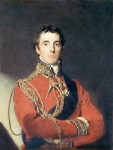Lord Arthur Wellesley, the Duke of Wellington by Thomas Lawrence, 1814