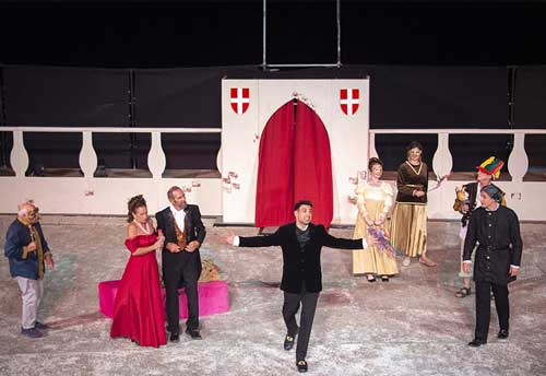 Hamlet - Shakespeare at Kourion
